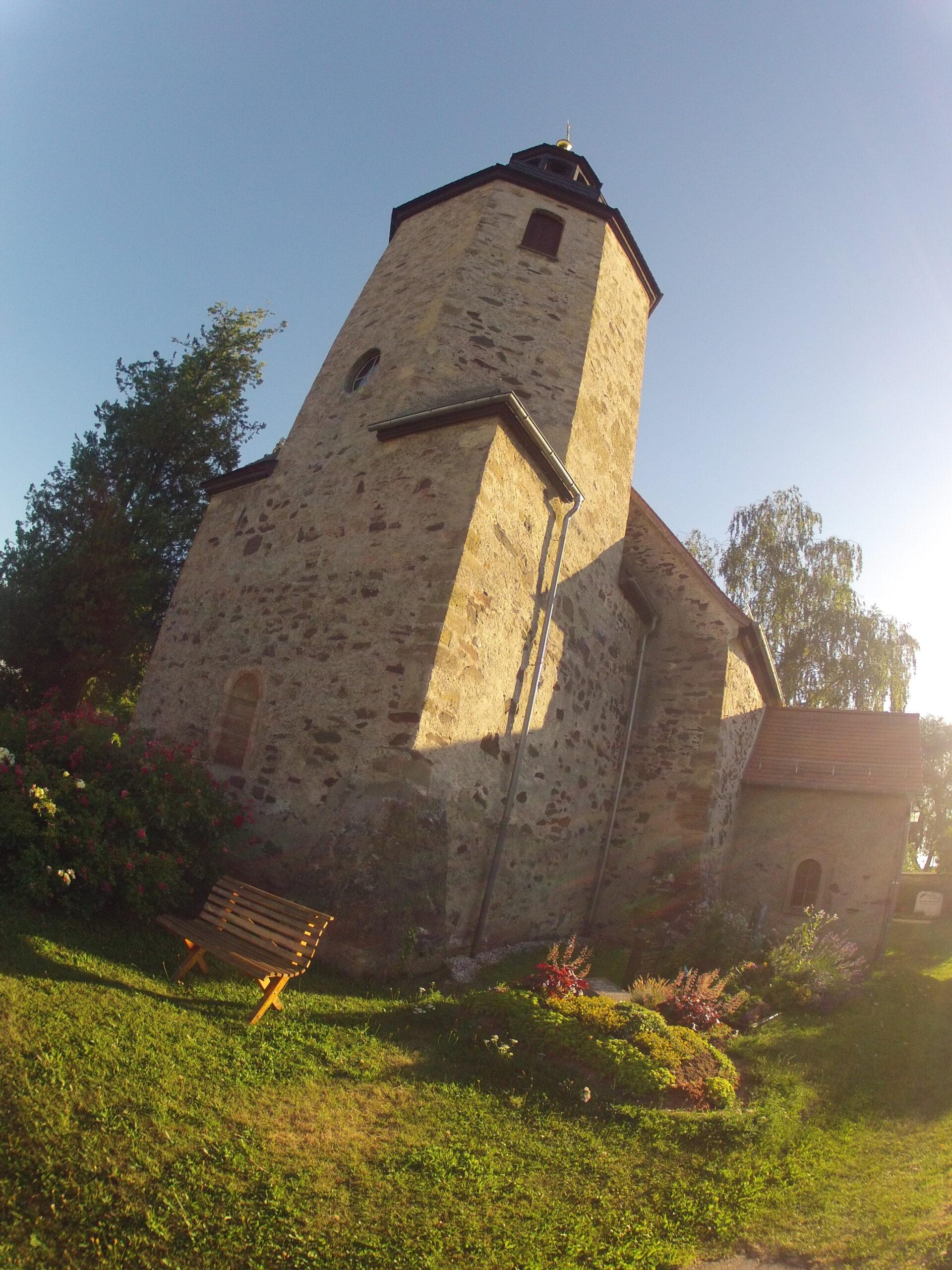 Kirche Unterröppisch